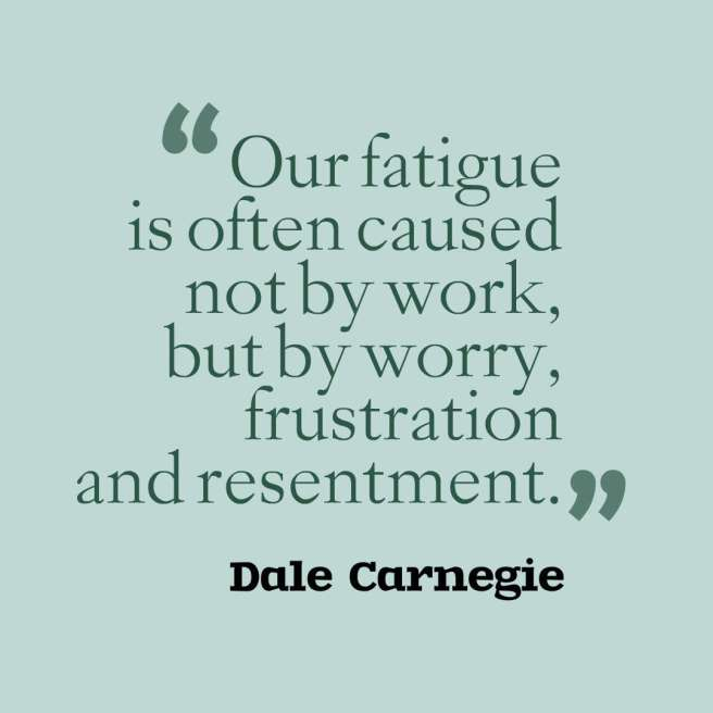 carnegie quote resentment
