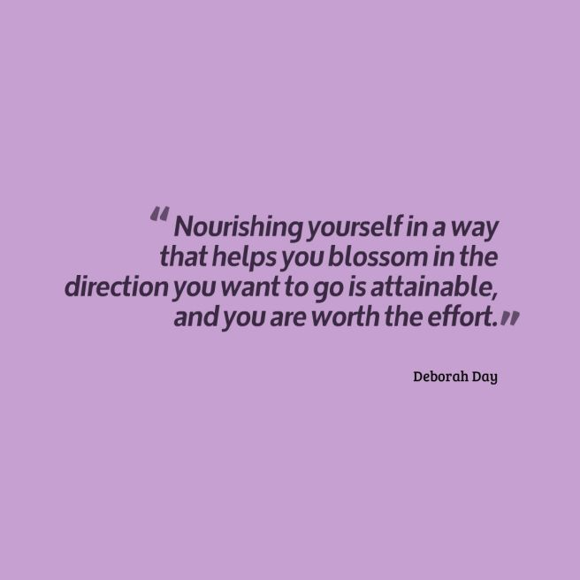 day quote self care
