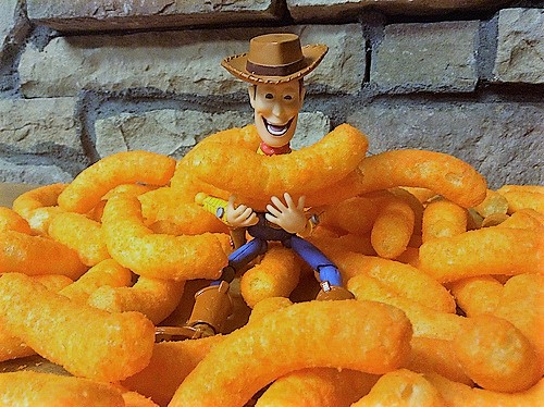 cheetos woody toy story