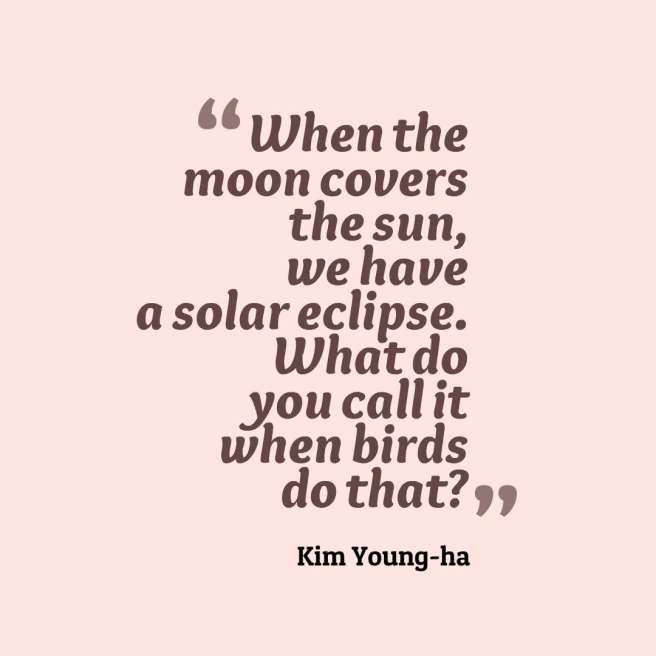 eclipse quote young ha