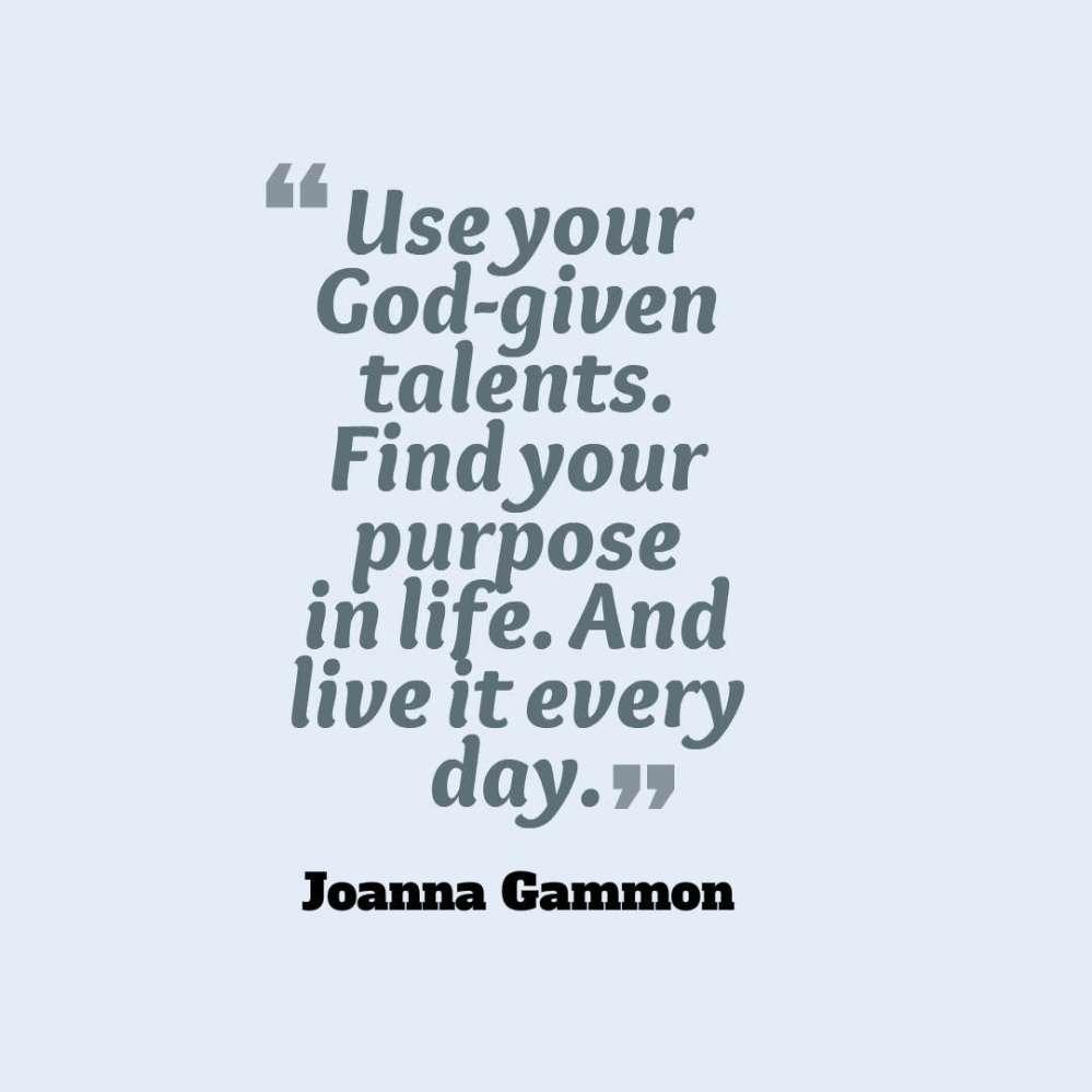 gammon quote purpose