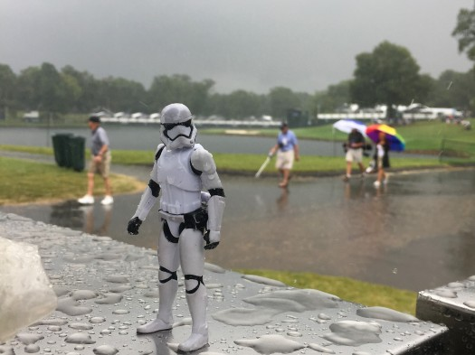 stormtrooper rain golf quail hollow pga