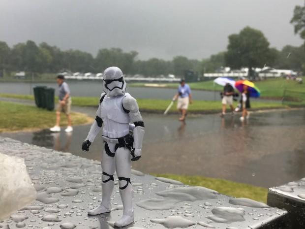 stormtrooper rain golf quail hollow pga