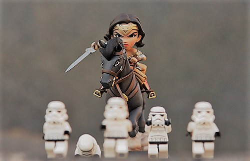 wonder woman stormtroopers