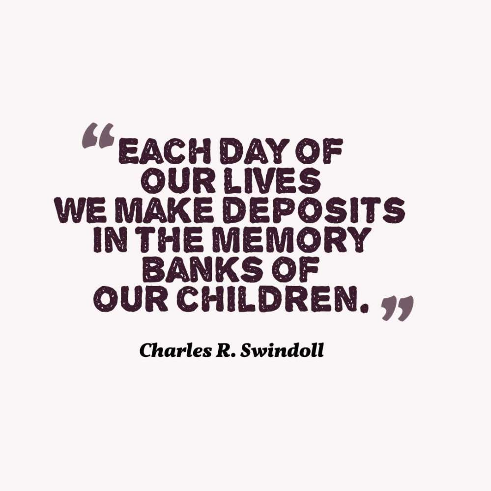 swindoll quote parenting