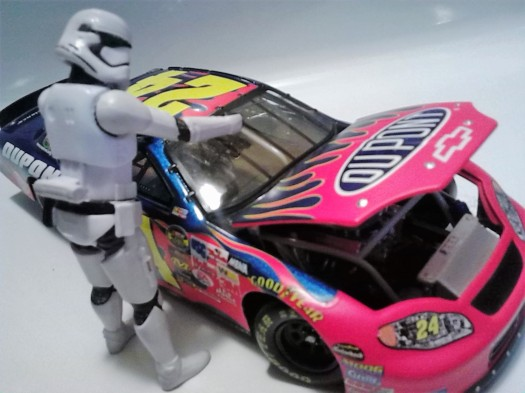 stormtrooper nascar jeff gordon