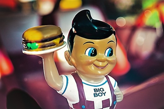 6 words big boy burgers