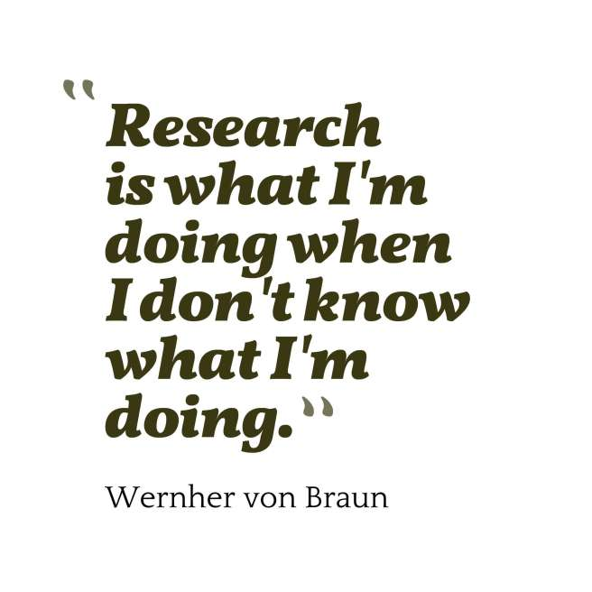 quote science