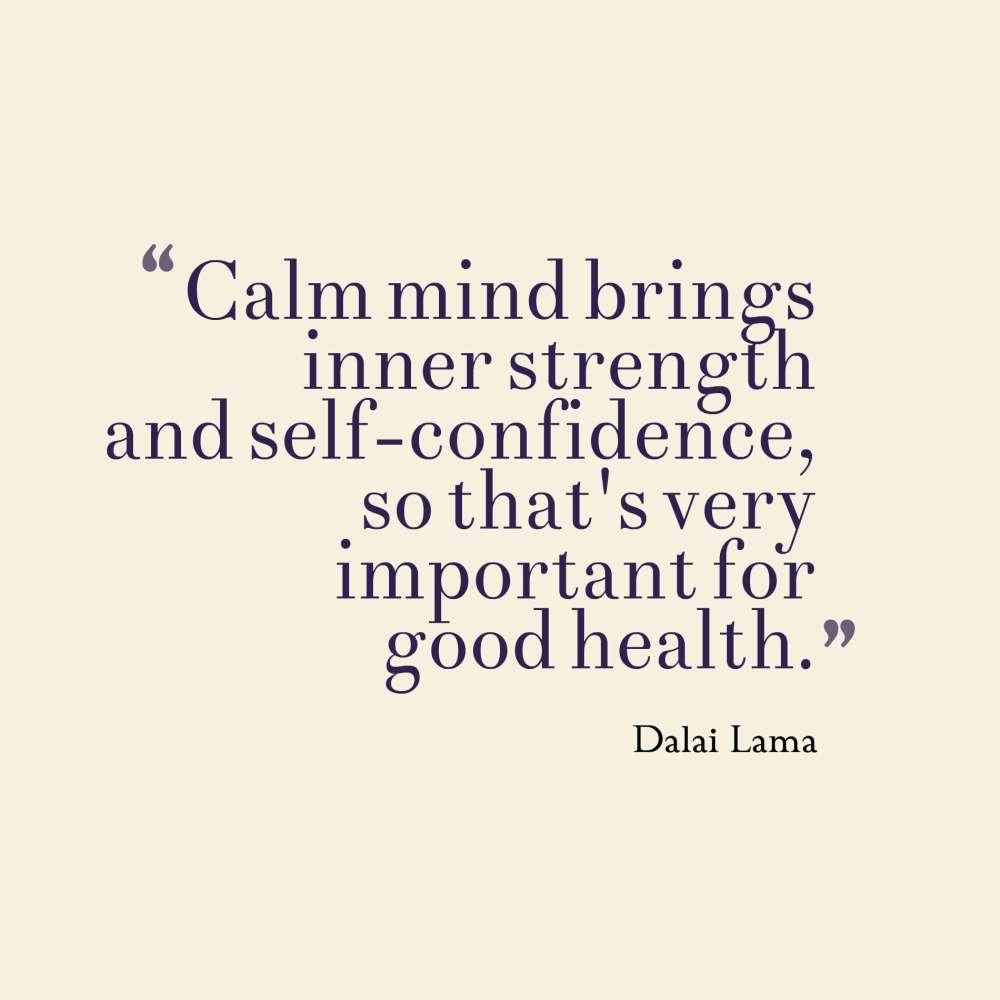 lama quote calm