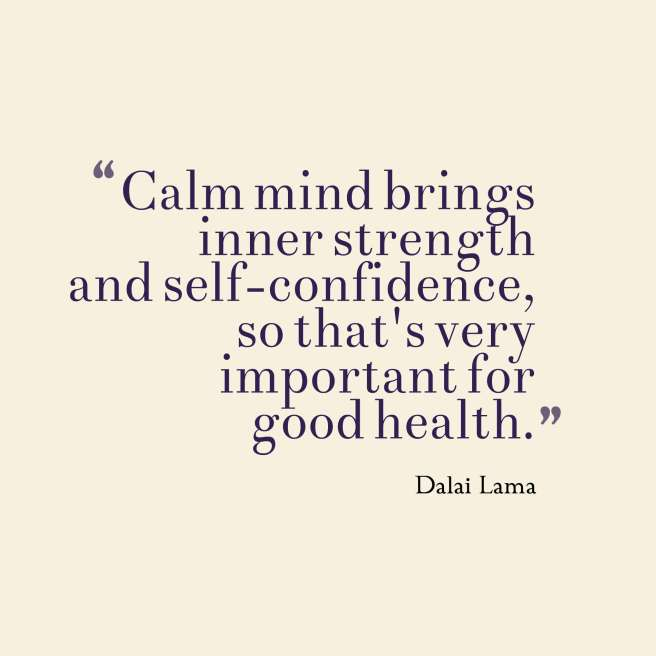 lama quote calm
