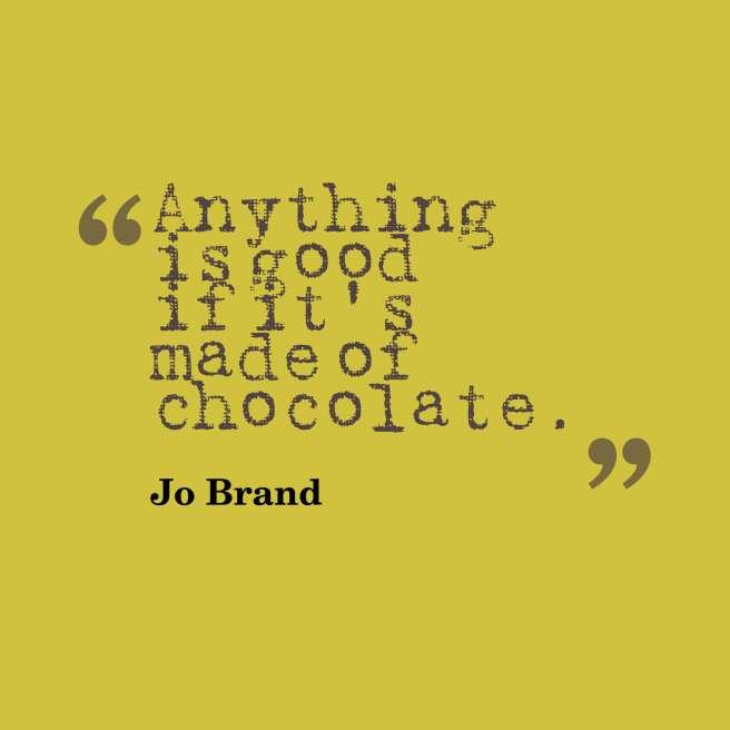 brand chocolate