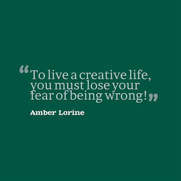quotes creative lorine