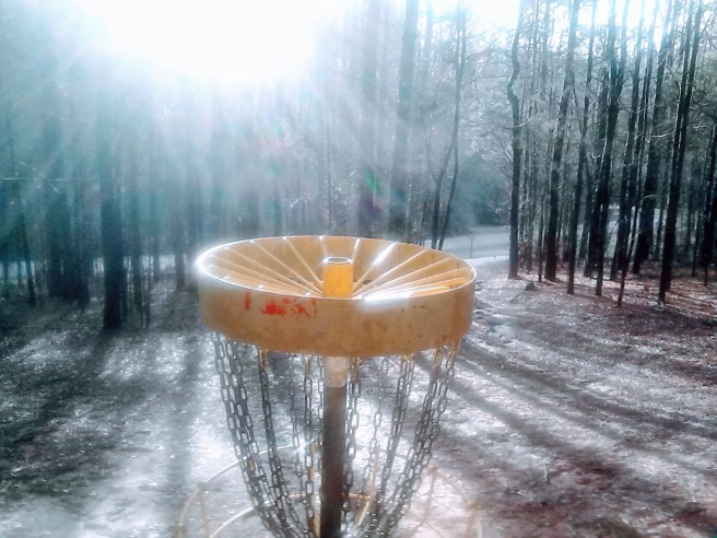 UC disc golf