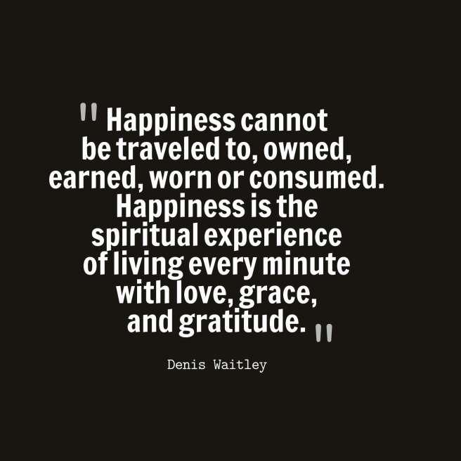 quote waitley gratitude