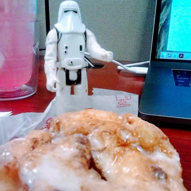 stormtrooper apple fritter