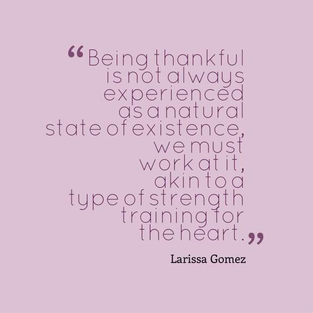 quotes gratitude gomez