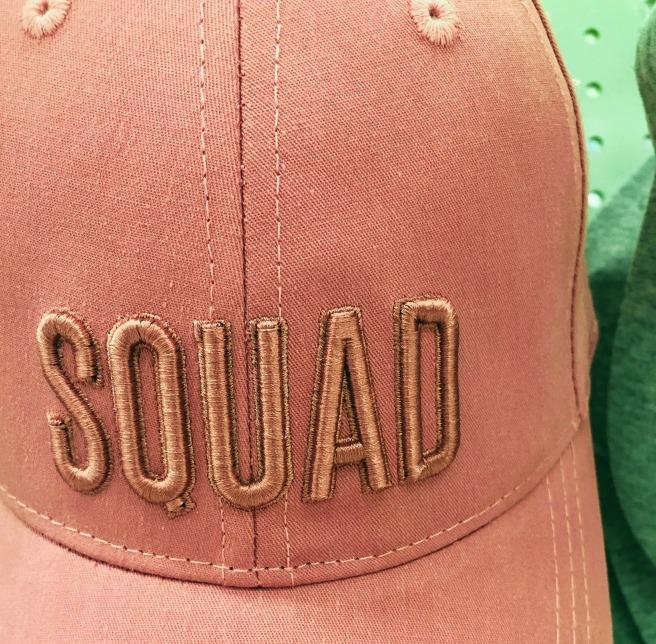 no dad no squad hat