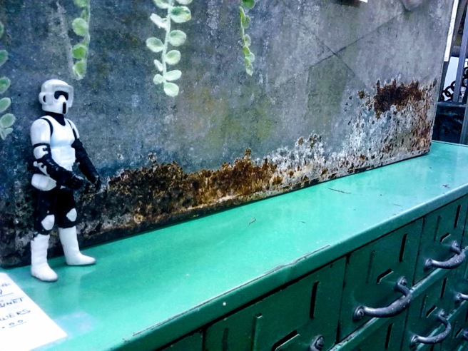 stormtrooper antique store metal drawers
