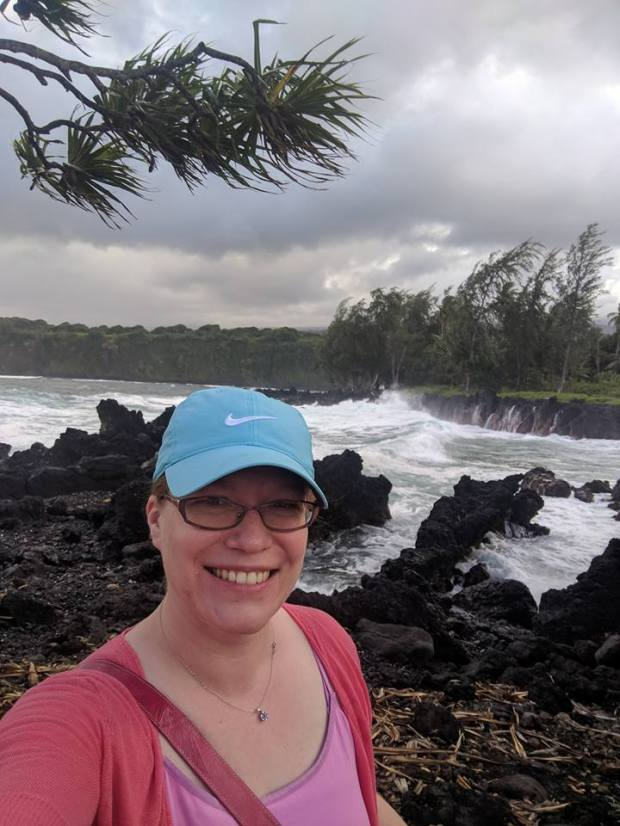 ERF_selfie on coast of maui