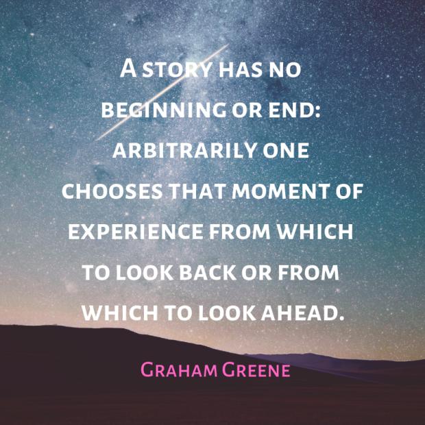 Greene quote at last