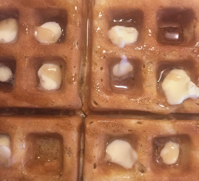 me waffles breakfast hungry mi casa