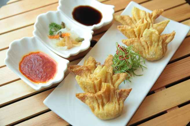 appetizer asian asian food chinese