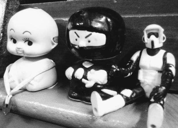 stormtrooper baby ninja 2018 chillin antique store