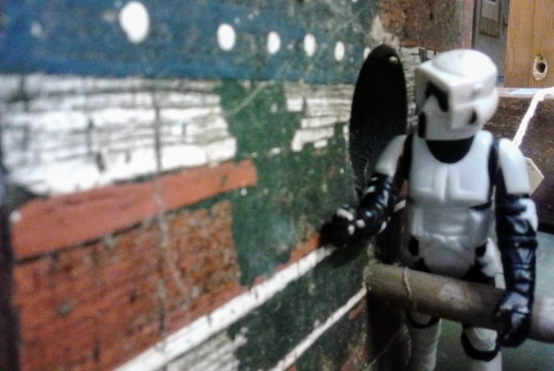 stormtrooper birdhouse 2018 photo opp antique store