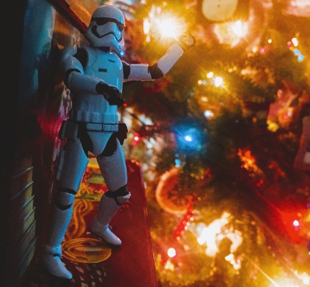 stormtrooper christmas 2018 holidays home