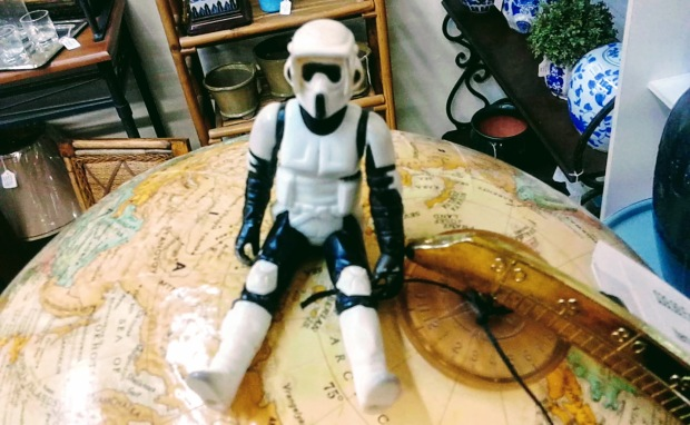 stormtrooper globe 2018 travel antique shop