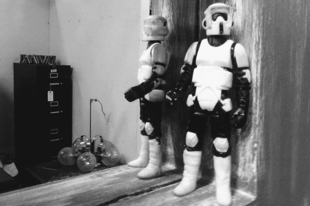 stormtrooper mirror 2018 photos antique store