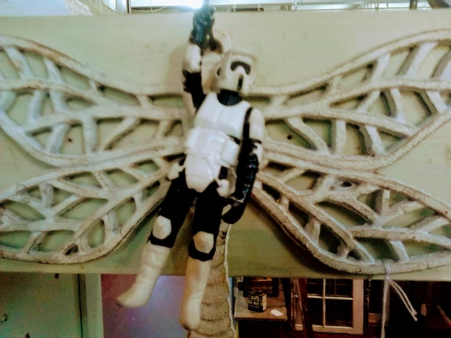 stormtrooper wings 2018 to fly antique store