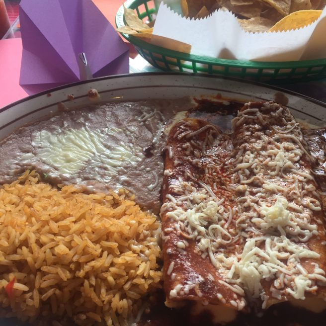my enchiladas may 25 celebration taxco