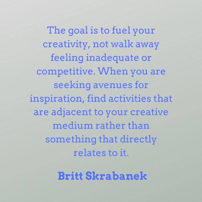 skrabanek quote creativity