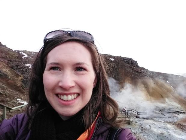 SL Sara in Iceland