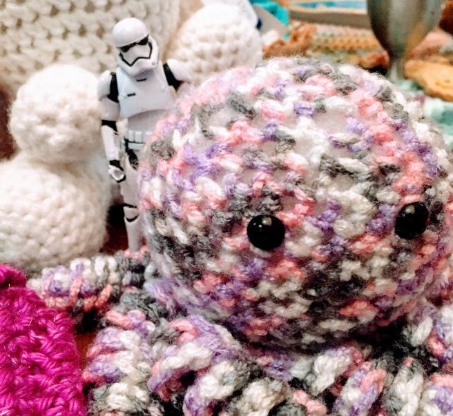 stormtrooper octopus cinco de mayo waiting antique store