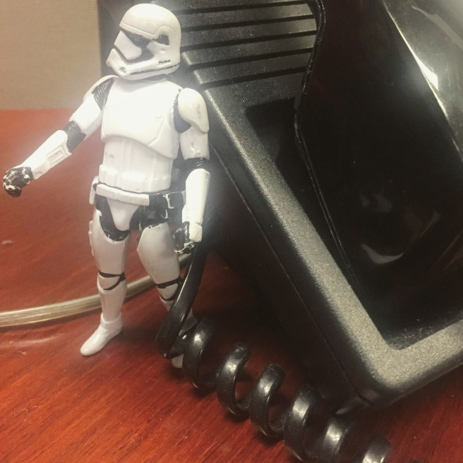 stormtrooper phone may 22 necessity my desk