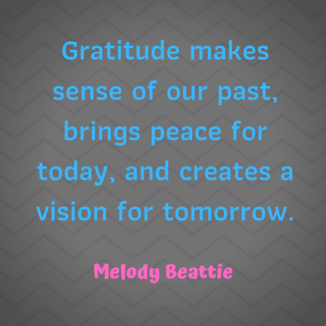 Beattie quote gratitude