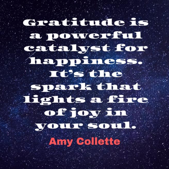 collette gratitude quote