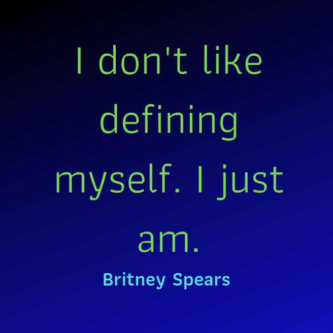 spears quote identity