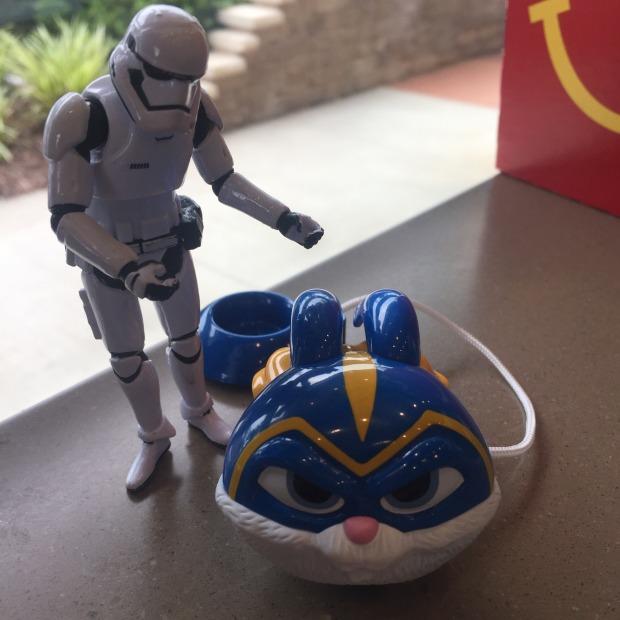 stormtrooper life of pets wednesday wifi mcdonalds