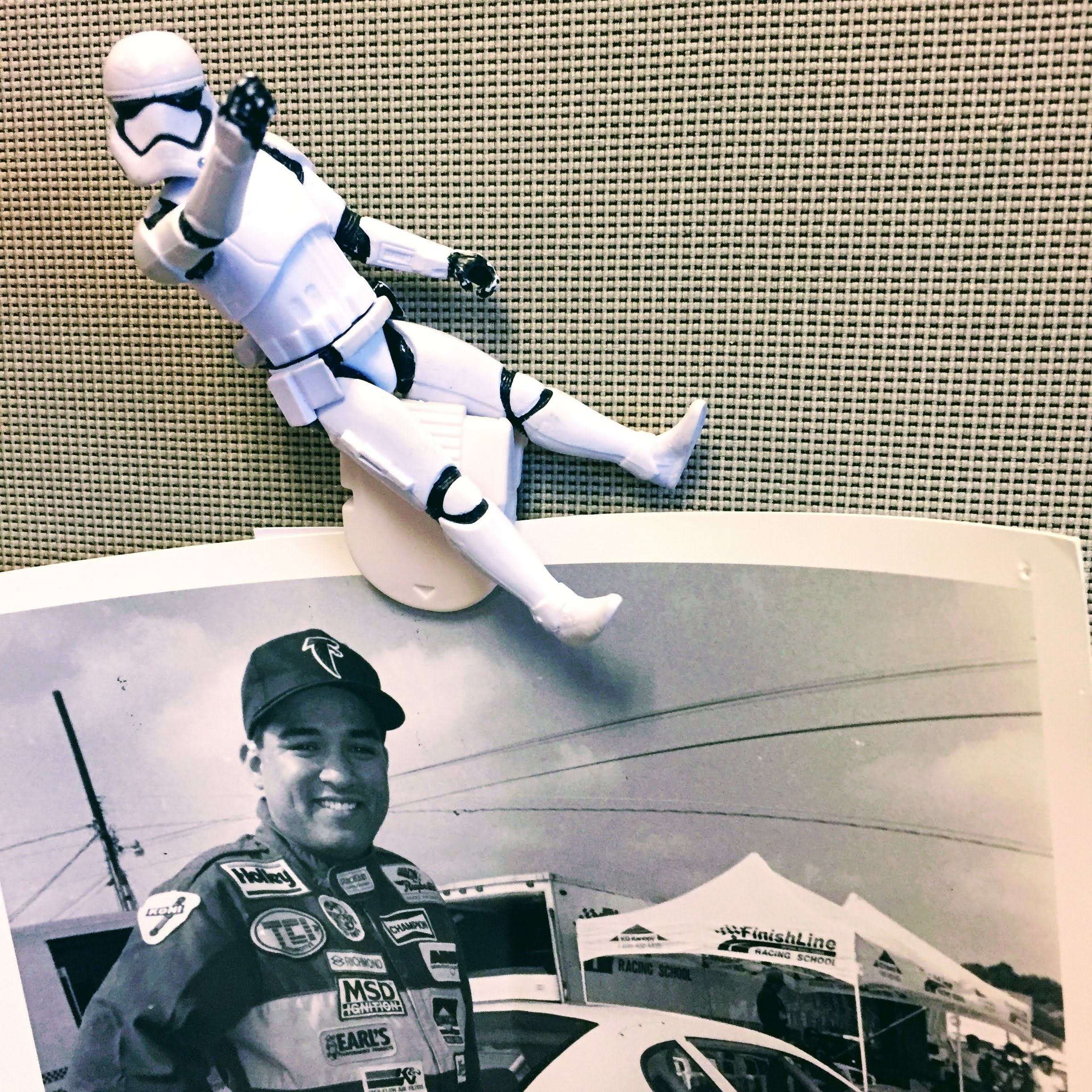 stormtrooper me today need my office