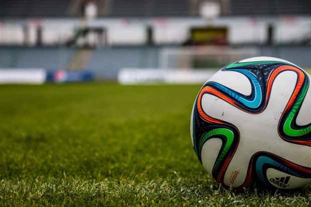 grass sport game match