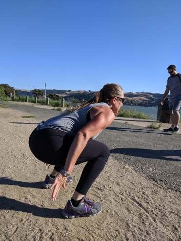 AM 6 squat