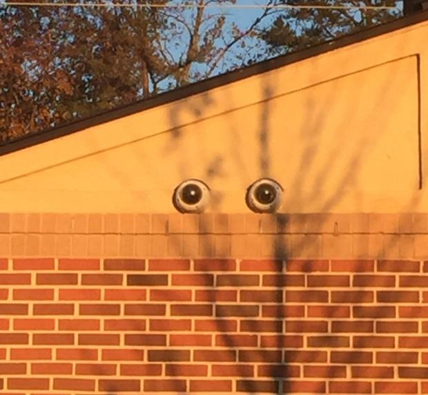 i always feel like somebody watching me