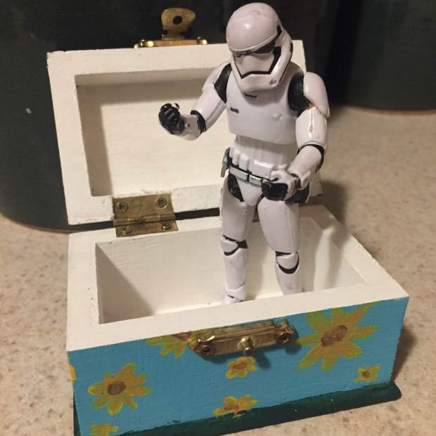 stormtrooper jewelry box this week needed kitchen camdyn