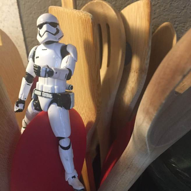 stormtrooper spoons today cooking kitchen