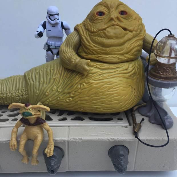 stormtrooper jabba weekend selling driveway