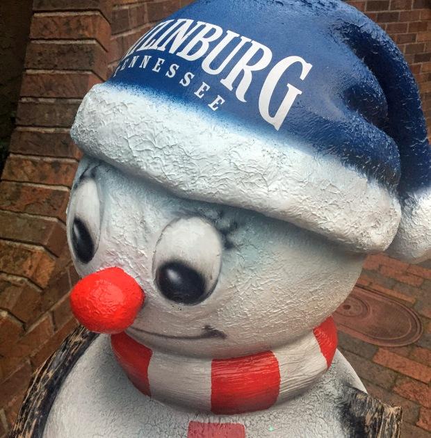 GT snowman blue