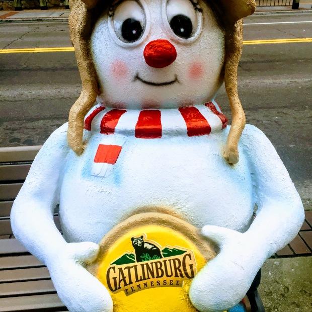 GT snowman yellow